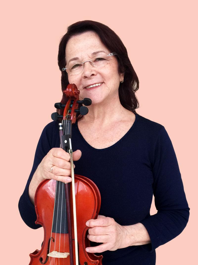 בלה נבי מורה לכינור
